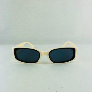 COPY - awesome rectangular dark lens sunglasses